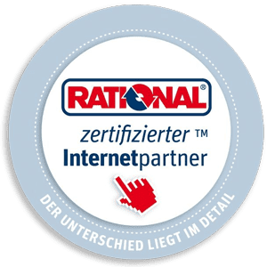 Rational - zertifizierter Internetpartner